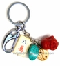 Chinese Key Chain - Feng Shui Symbols