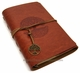Chinese Leather Journal - Tree of Life - Brown #36