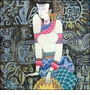Chinese Modern Painting - Maiden #131