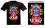 Chinese Opera Mask T-Shirt #8