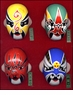 Chinese Opera Masks #39