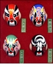 Chinese Opera Masks #41