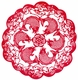 Chinese Paper Cuts - Fish / Wealth & Prosperity #100