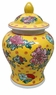 Chinese Porcelain Jar - Flowers #22