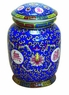 Chinese Porcelain Tea Canister - Longevity #6