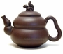 Chinese YiXing Zisha Teapot - Squirrel #1