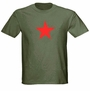Chinese Red Star T-Shirt #7