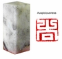 Chinese Seal Stamp - Auspiciousness #21