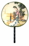 Chinese Silk Hand Fan  - Chinese Beauty #212