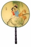 Chinese Silk Hand Fan - Maidens #63