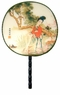 Chinese Silk Hand Fan - Princess #35