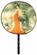 Chinese Silk Hand Fan - Princess #59