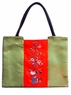 Chinese Silk Handbag #64
