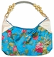 Chinese Silk Handbag -  Flowers #81