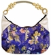 Chinese Silk Handbag - Flowers #92