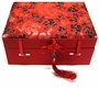 Chinese Silk Jewelry Boxes