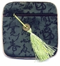 Chinese Silk Purse - Chinese Calligraphy Symbols #24