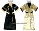 Chinese Silk Robe - Dragons #03