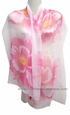 Chinese Silk Scarf - Flowers #50