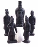 Chinese Terracotta Warriors / Soldiers (Set of 5 - Resin) #12