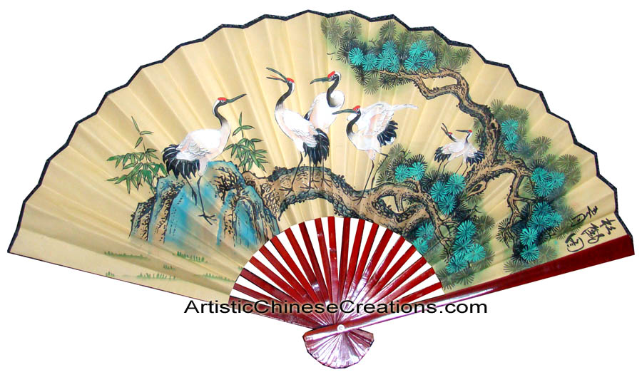 Click To Enlarge Chinese Wall Fans
