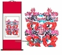 Chinese Wall Scroll - Paper Cuts / Double Happiness #13