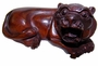 Chinese Wood Carving / Zodiac Symbol - Tiger