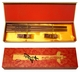 Chinese Wood Chopstick Set - Phoenix  (2 Pairs)  #14