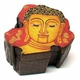 Chinese Wooden Jewelry Box - Buddha #54