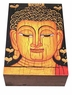 Chinese Wooden Jewelry Box - Buddha #91