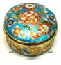 Cloisonne Jewelry Boxes