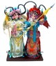 Collectible Chinese Doll - Chinese Opera Dolls / Couple #204
