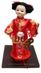 Collectible Chinese Doll - Girl #172