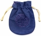 Embroidered Chinese Draw String Pouch - Good Fortune #5