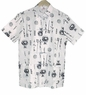 Men's Blouse - Chinese Calligraphy #1