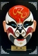 Miniature Chinese Opera Mask - Table / Wall Decor #10