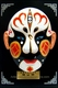 Miniature Chinese Opera Mask - Table / Wall Decor #5