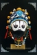 Miniature Chinese Opera Mask - Table / Wall Decor #8