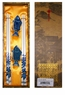 Porcelain Chinese Chopstick Set  - Fish / Wealth  (Set of 2) #3