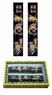 Premium Chinese Calligraphy / Painting Ink Stick Set - Dragon & Phoenix - Set of Two (Black) #18