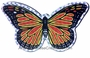 Screen Magnets - Butterfly (Pair)
