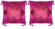Silk Cushion Covers - Good Fortune, Wealth, Longevity (pair) #13