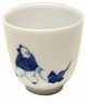 Small Chinese Porcelain Tea Cup - Children Playing #2
