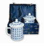 Tea For Two Gift Set - Chinese Calligraphy Symbols #1