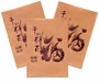 Traditional Chinese Good Fortune Envelopes #5 (Set of 3)
