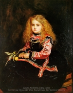 A Souvenir of Velazquez painting reproduction, John Everett Millais