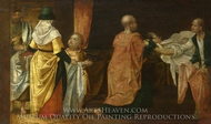Acts of Charity painting reproduction, Netherlandish Painter