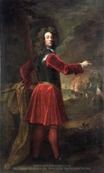 Admiral Edward Russell, 1st Earl of Orford painting reproduction, Sir Godfrey Kneller