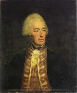 Admiral Robert Roddam painting reproduction, Lemuel Francis Abbott