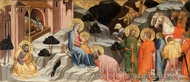 Adoration of the Magi painting reproduction, Cenni di Francesco
